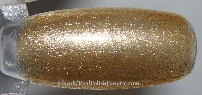 OPI - Dazzling Dew Drop -- Holiday 2018 Disney's The Nutcracker and the Four Realms Collection (3)