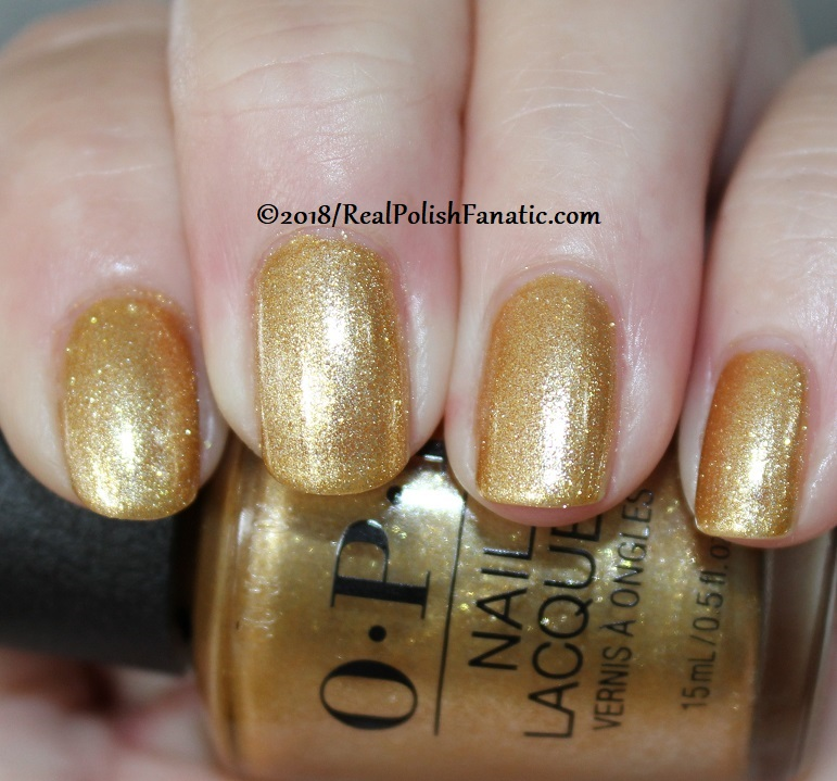 OPI - Dazzling Dew Drop -- Holiday 2018 Disney's The Nutcracker and the Four Realms Collection (7)