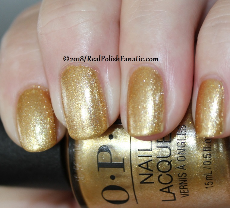 OPI - Dazzling Dew Drop -- Holiday 2018 Disney's The Nutcracker and the Four Realms Collection (8)