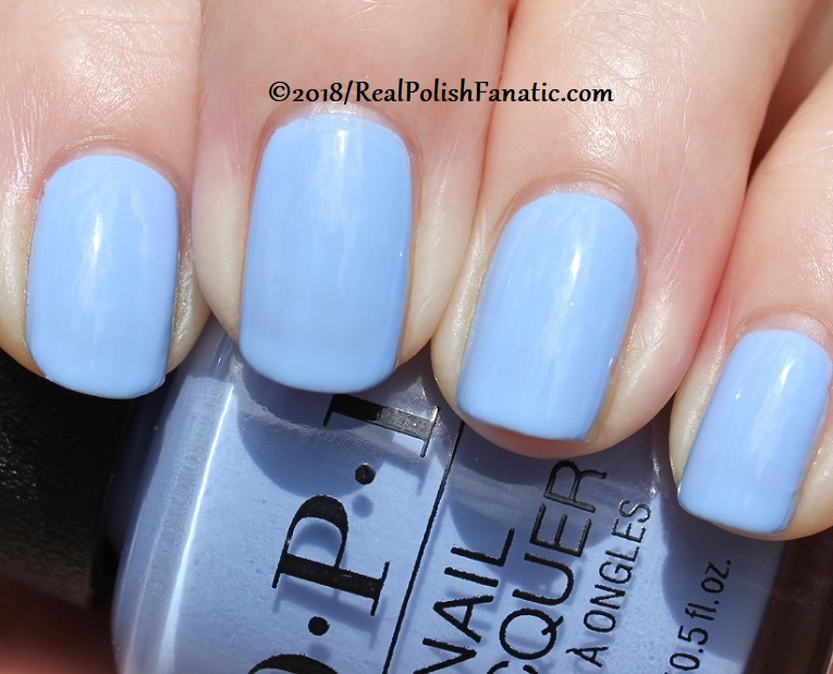 OPI - Dreams Need Clara-fication -- Holiday 2018 Disney's The Nutcracker and the Four Realms Collection (10)