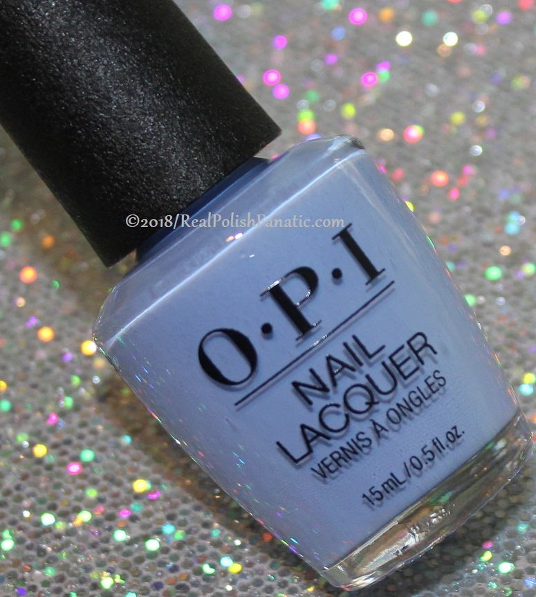 OPI - Dreams Need Clara-fication -- Holiday 2018 Disney's The Nutcracker and the Four Realms Collection (2)