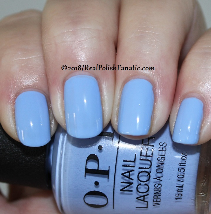 OPI - Dreams Need Clara-fication -- Holiday 2018 Disney's The Nutcracker and the Four Realms Collection (4)
