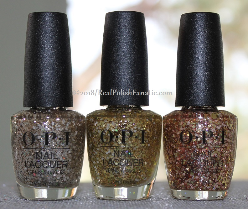 OPI Glitters - Holiday 2018 Disney's The Nutcracker and the Four Realms Collection (1)