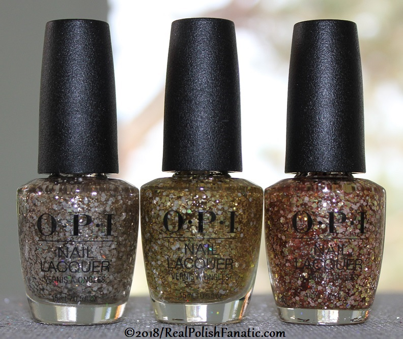 OPI Holiday 2018 Disney's The Nutcracker and the Four Realms Collection (3)