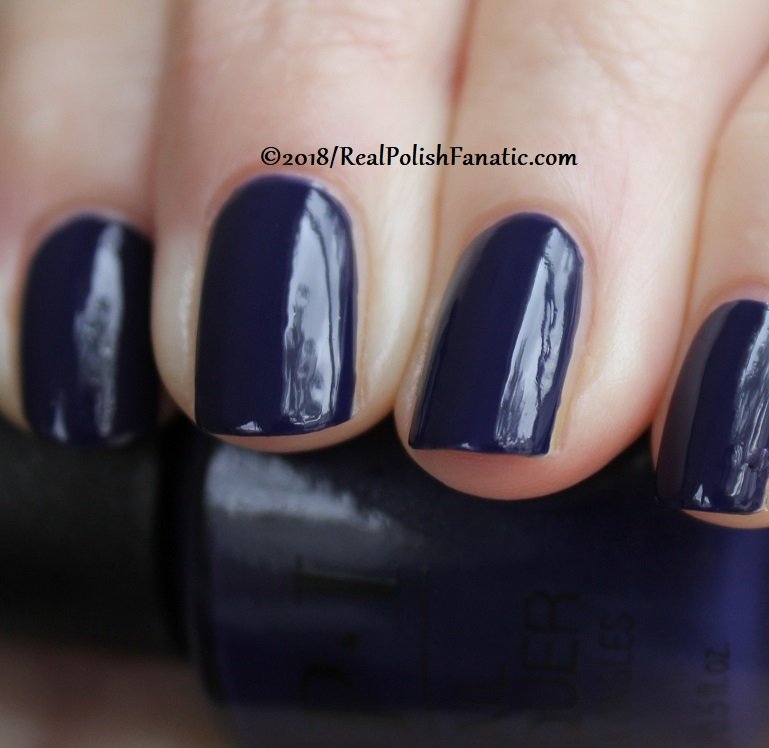 OPI - March in Uniform -- Holiday 2018 Disney's The Nutcracker and the Four Realms Collection (11)