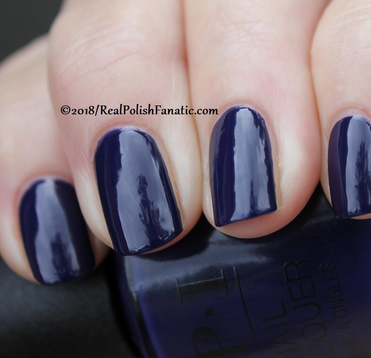 OPI - March in Uniform -- Holiday 2018 Disney's The Nutcracker and the Four Realms Collection (13)