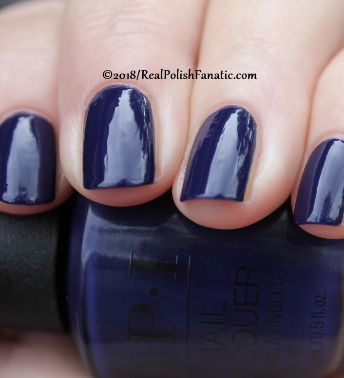 OPI - March in Uniform -- Holiday 2018 Disney's The Nutcracker and the Four Realms Collection (14)