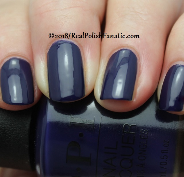 OPI - March in Uniform -- Holiday 2018 Disney's The Nutcracker and the Four Realms Collection (2)