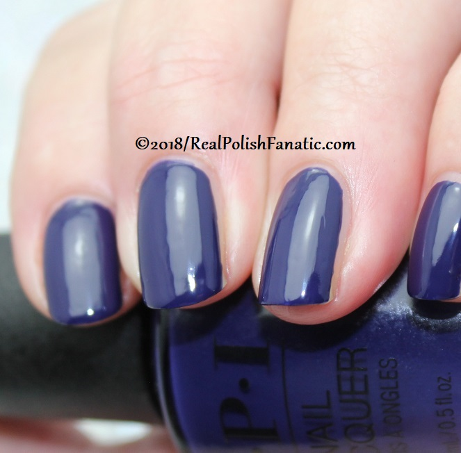 OPI - March in Uniform -- Holiday 2018 Disney's The Nutcracker and the Four Realms Collection (3)
