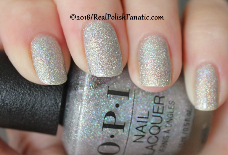 OPI - Tinker, Thinker, Winker -- Holiday 2018 Disney's The Nutcracker and the Four Realms (10)