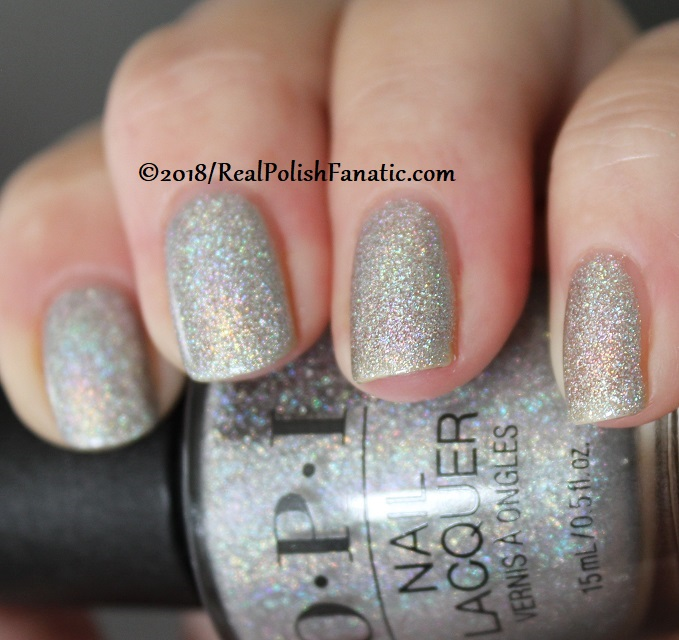 OPI - Tinker, Thinker, Winker -- Holiday 2018 Disney's The Nutcracker and the Four Realms (11)