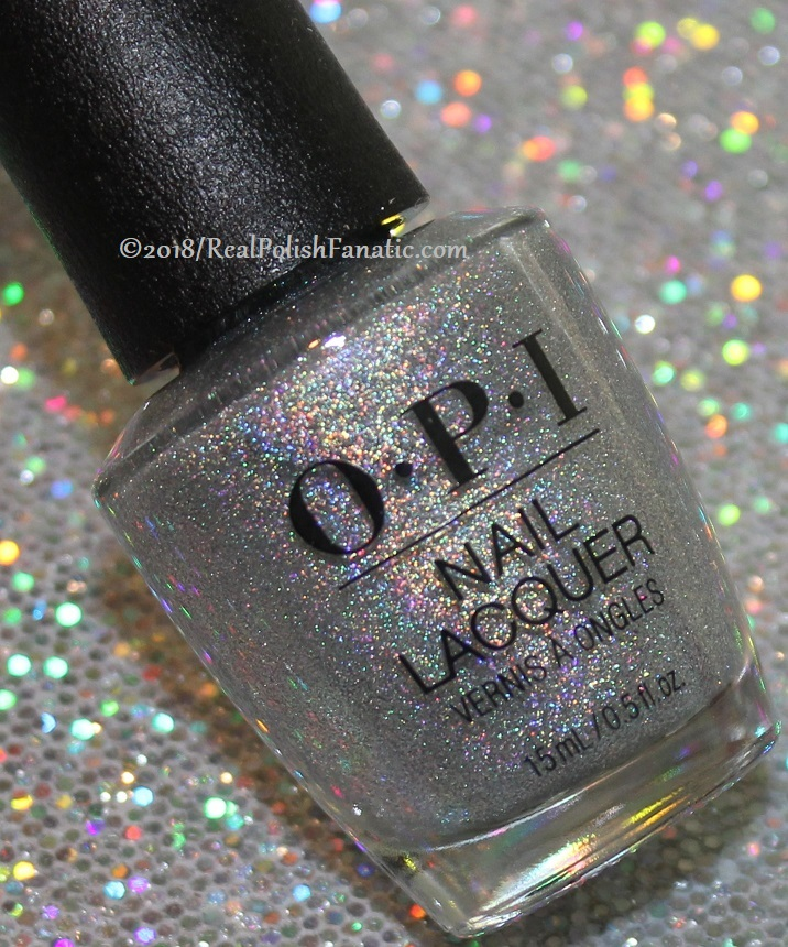 OPI - Tinker, Thinker, Winker -- Holiday 2018 Disney's The Nutcracker and the Four Realms (2)