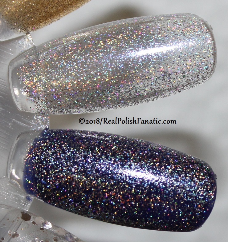 OPI - Tinker, Thinker, Winker -- Holiday 2018 Disney's The Nutcracker and the Four Realms (20)