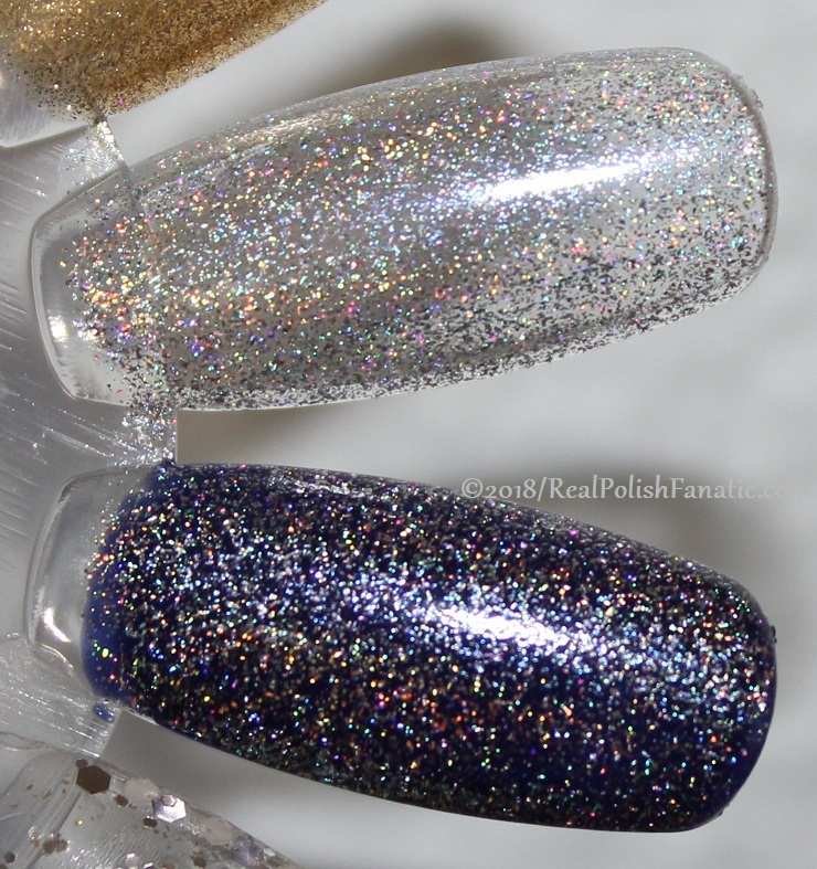 OPI - Tinker, Thinker, Winker -- Holiday 2018 Disney's The Nutcracker and the Four Realms (6)