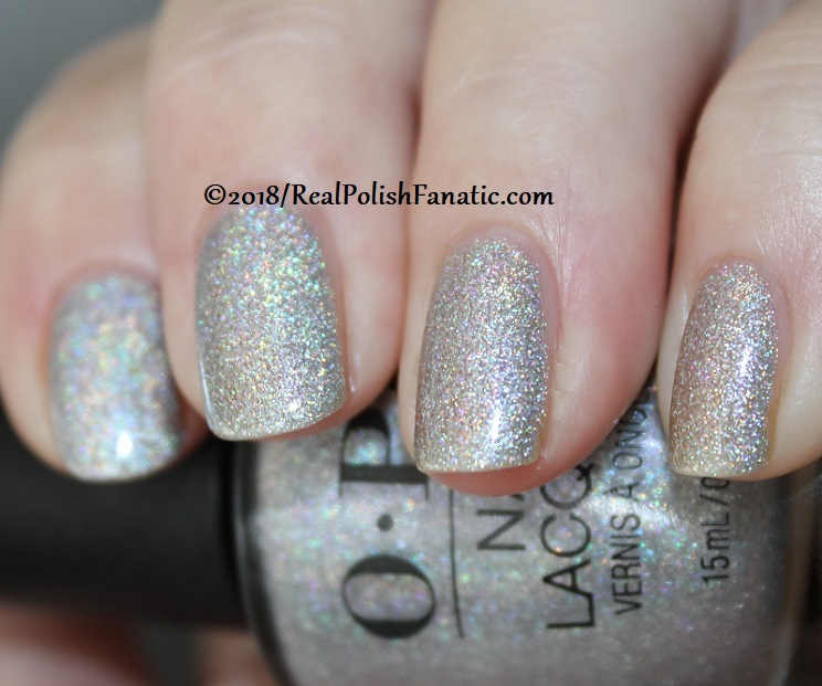 OPI - Tinker, Thinker, Winker -- Holiday 2018 Disney's The Nutcracker and the Four Realms (9)