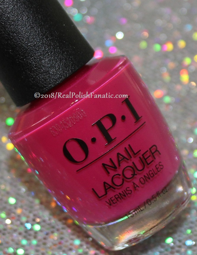 OPI - Toying with Trouble -- Holiday 2018 Disney's The Nutcracker and the Four Realms Collection (2)