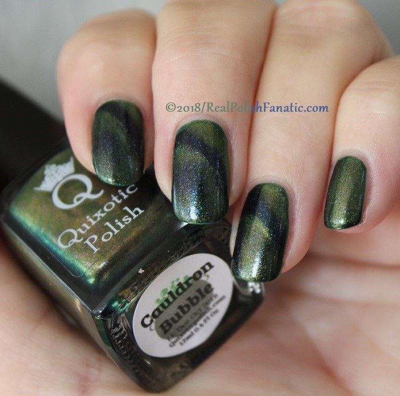 Quixotic Polish - Cauldron Bubble -- LE Halloween Duo 2018 (9)