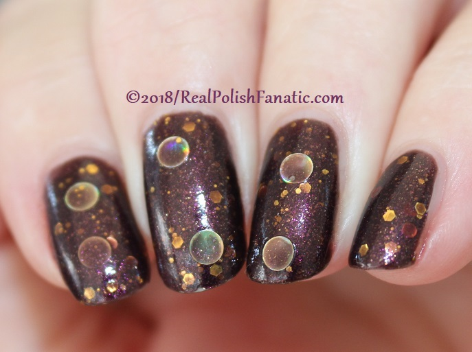 Delush Polish - The Priestess -- Sept 2015 Dames of Thrones Collection (19)