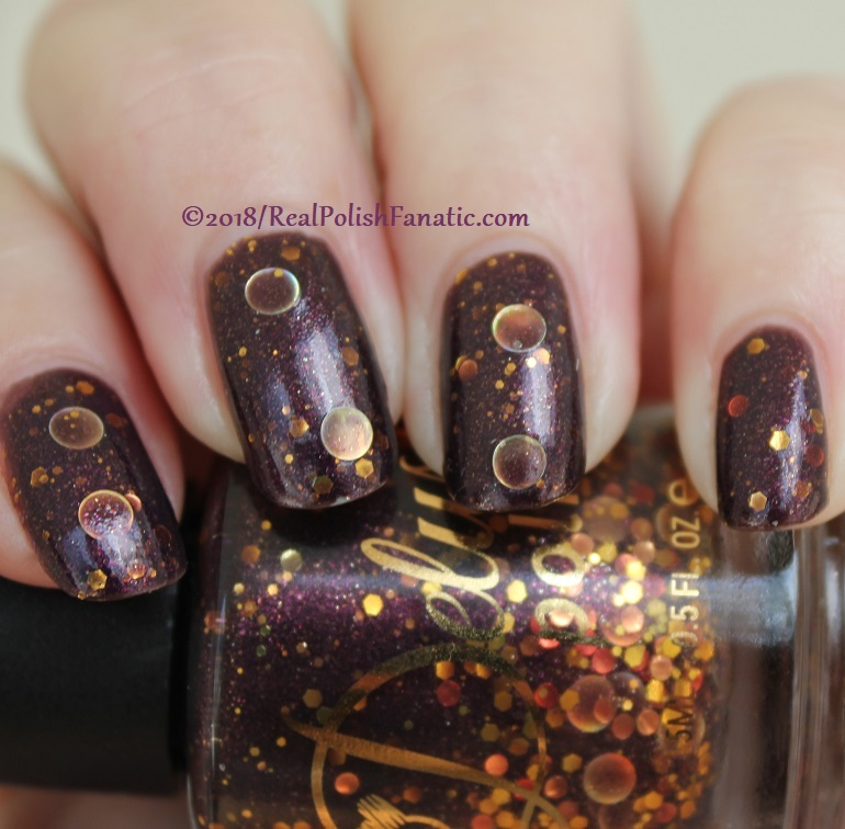 Delush Polish - The Priestess -- Sept 2015 Dames of Thrones Collection (22)