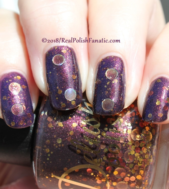 Delush Polish - The Priestess -- Sept 2015 Dames of Thrones Collection (25)