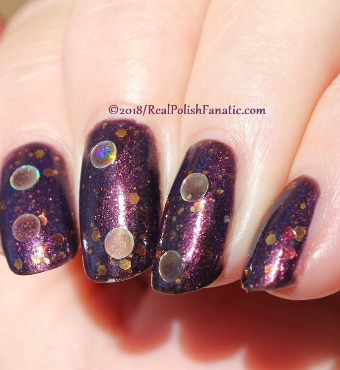 Delush Polish - The Priestess -- Sept 2015 Dames of Thrones Collection (29)