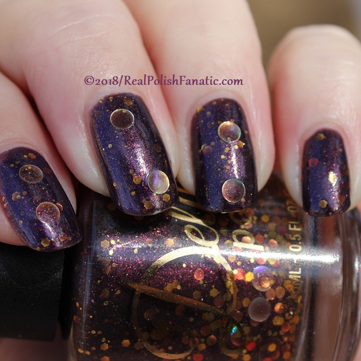 Delush Polish - The Priestess -- Sept 2015 Dames of Thrones Collection (32)