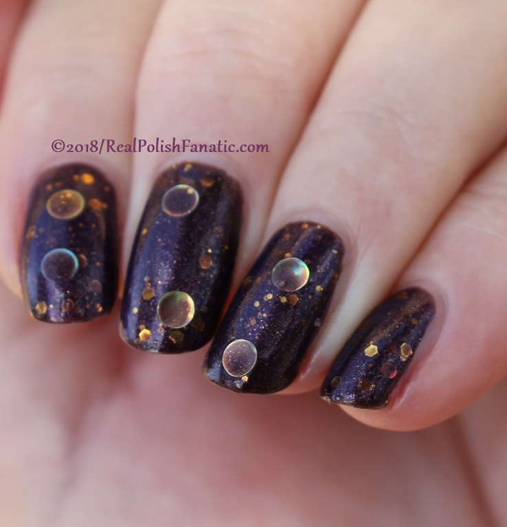Delush Polish - The Priestess -- Sept 2015 Dames of Thrones Collection (34)