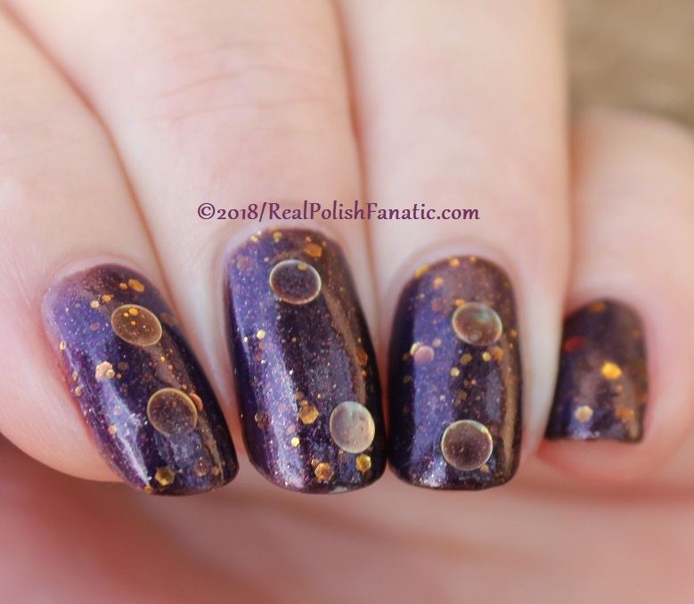 Delush Polish - The Priestess -- Sept 2015 Dames of Thrones Collection (35)