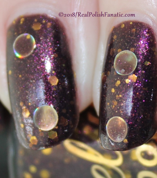 Delush Polish - The Priestess -- Sept 2015 Dames of Thrones Collection (5)