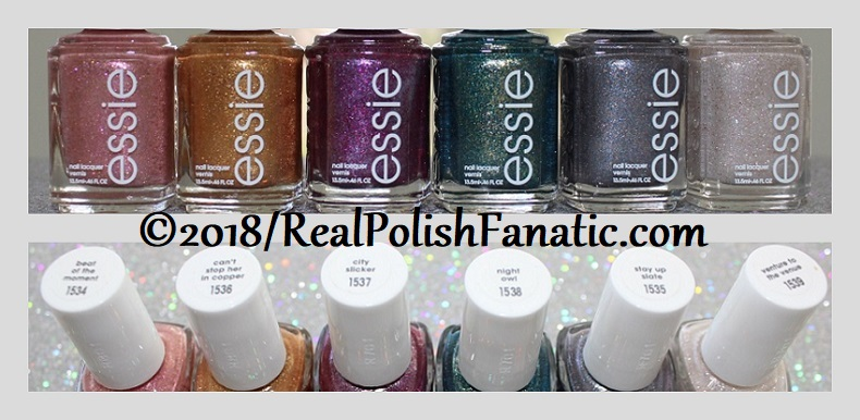 .Essie Fall 2018 Concrete Glitter Collection (4)