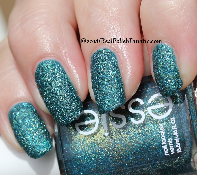 Essie - Night Owl -- Fall 2018 Concrete Glitter Collection (21)