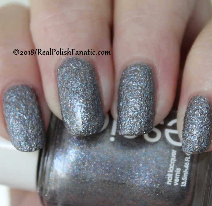 Essie - Stay Up Slate -- Fall 2018 Concrete Glitter Collection (6)