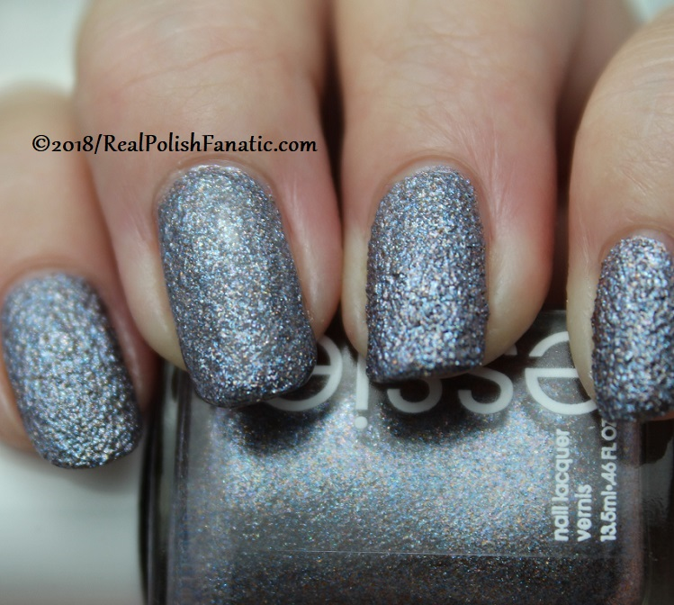 Essie - Stay Up Slate -- Fall 2018 Concrete Glitter Collection (9)