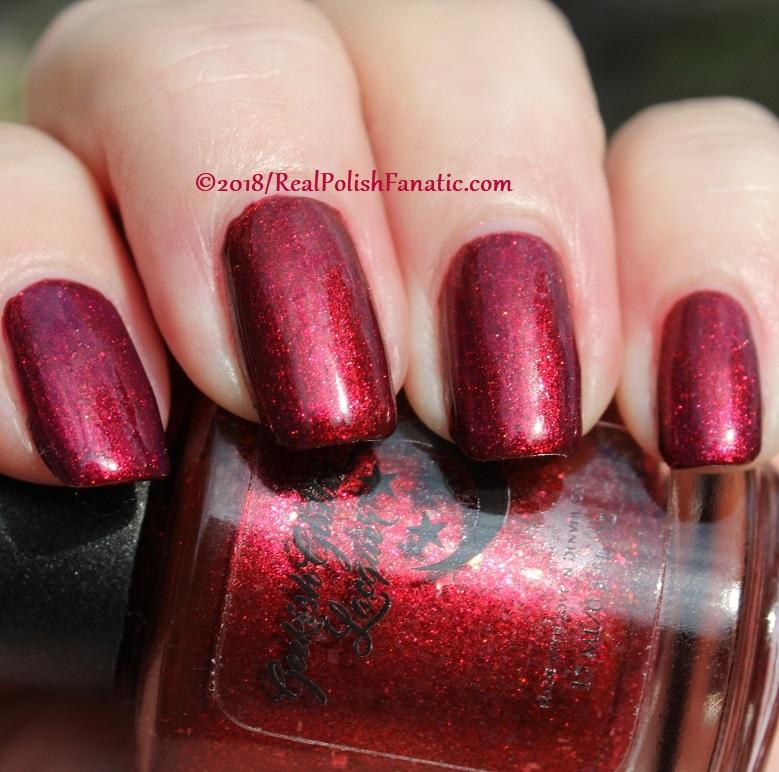 Geekish Glitter Lacquer - The Archer -- Zodiac Series Sagittarius (28)