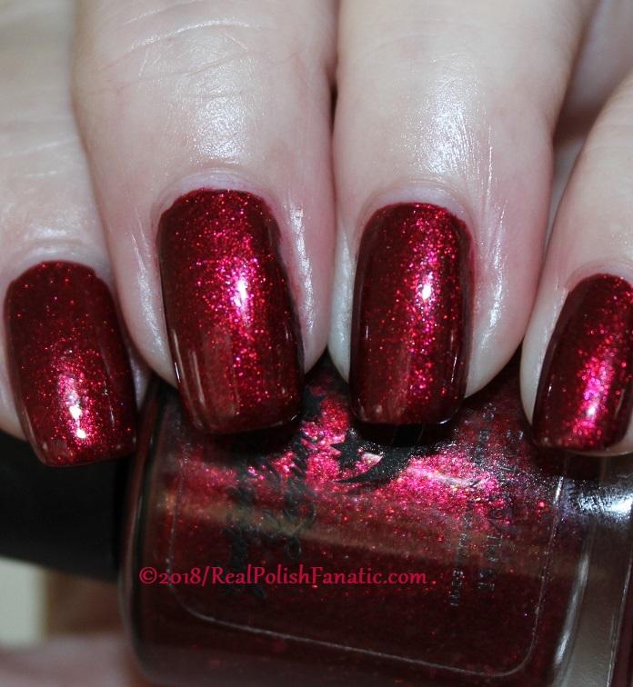 Geekish Glitter Lacquer - The Archer -- Zodiac Series Sagittarius (6)