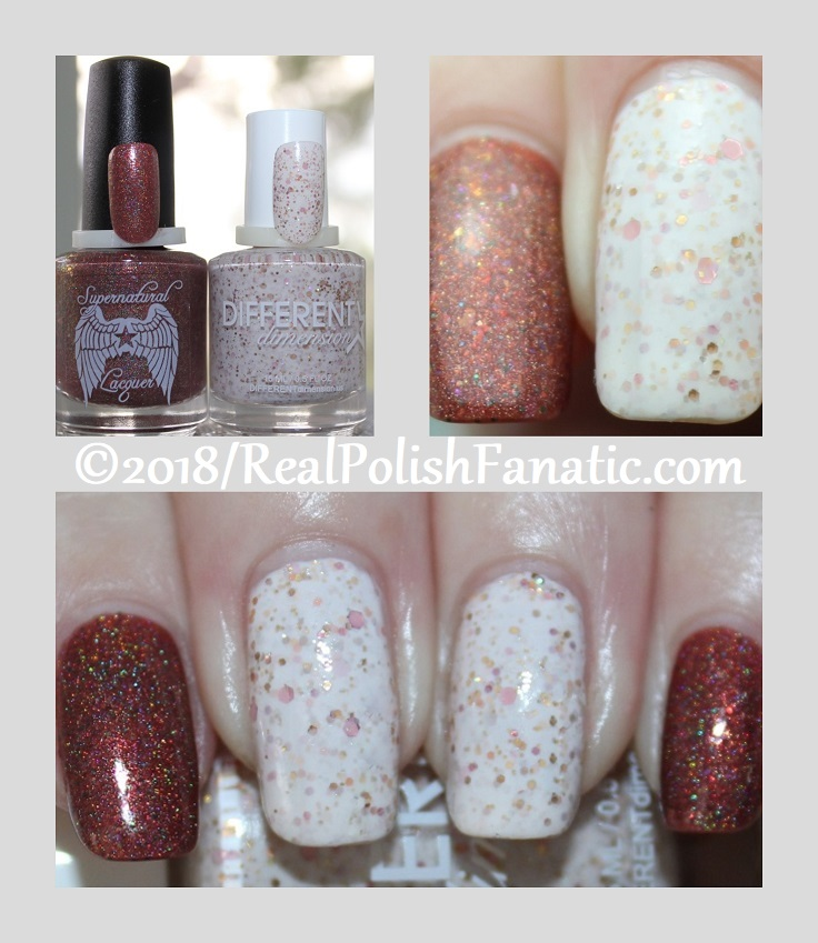 Supernatural Lacquer - Mystery Prototype & Different Dimension - Room Where It Happens