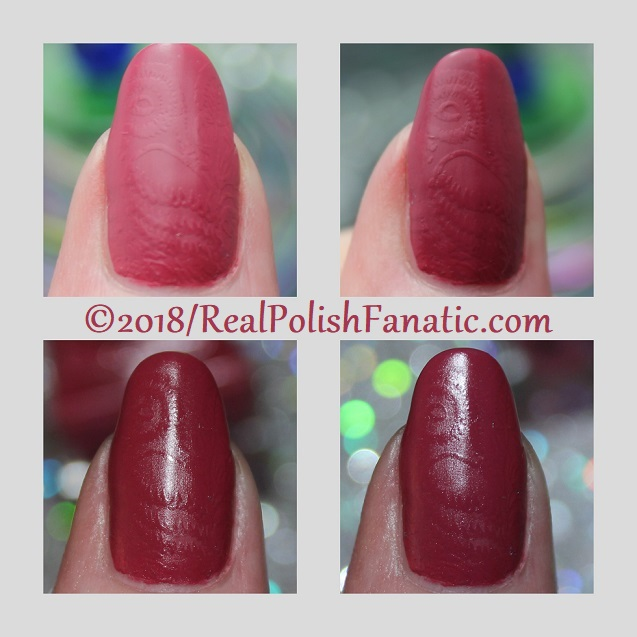 The Nail Bazaar - Cosmic Cranberry (1)