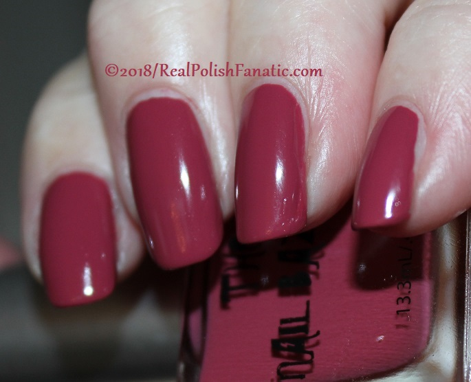The Nail Bazaar - Cosmic Cranberry (12)
