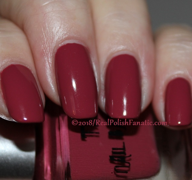 The Nail Bazaar - Cosmic Cranberry (13)