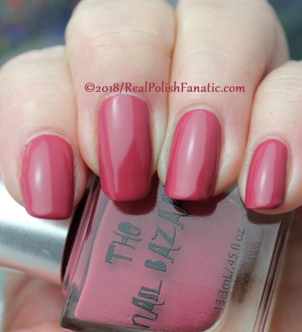 The Nail Bazaar - Cosmic Cranberry (17)