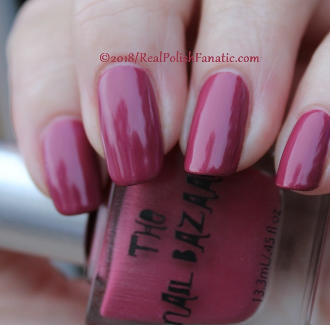 The Nail Bazaar - Cosmic Cranberry (24)