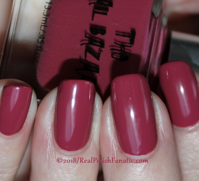 The Nail Bazaar - Cosmic Cranberry (27)