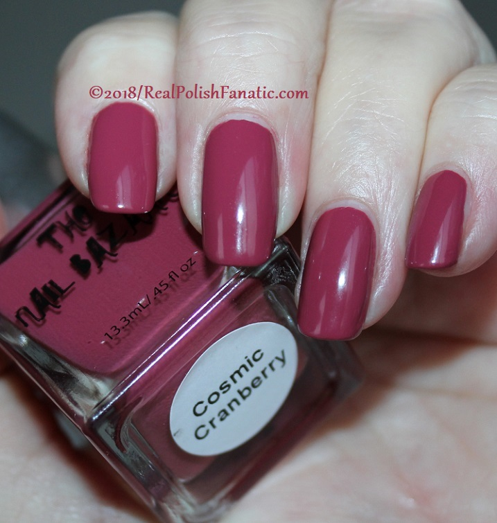 The Nail Bazaar - Cosmic Cranberry (28)