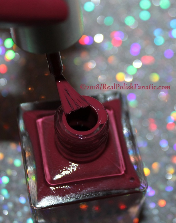 The Nail Bazaar - Cosmic Cranberry (5)