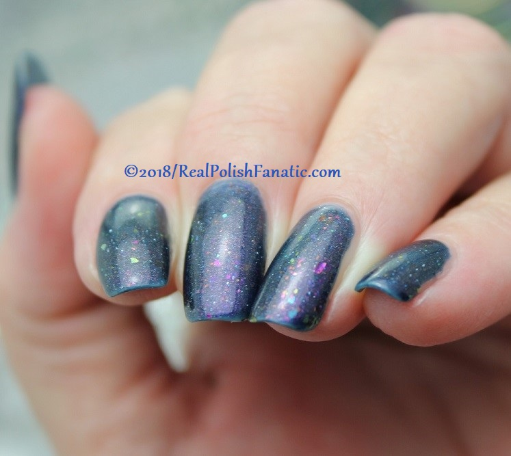 Baroness X Polish - In A Galaxy Purr, Purr Away -- November 2017 Cats In Space Box (19)