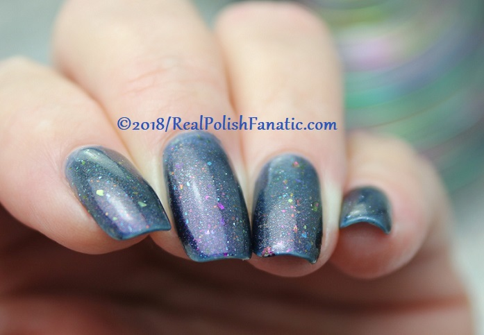 Baroness X Polish - In A Galaxy Purr, Purr Away -- November 2017 Cats In Space Box (20)