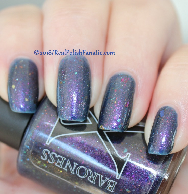 Baroness X Polish - In A Galaxy Purr, Purr Away -- November 2017 Cats In Space Box (23)