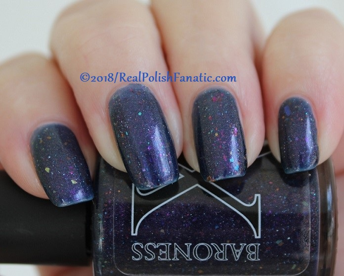 Baroness X Polish - In A Galaxy Purr, Purr Away -- November 2017 Cats In Space Box (28)