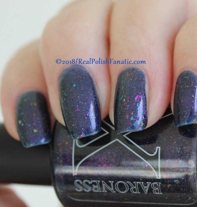 Baroness X Polish - In A Galaxy Purr, Purr Away -- November 2017 Cats In Space Box (29)