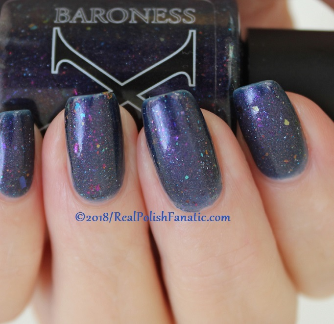 Baroness X Polish - In A Galaxy Purr, Purr Away -- November 2017 Cats In Space Box (31)